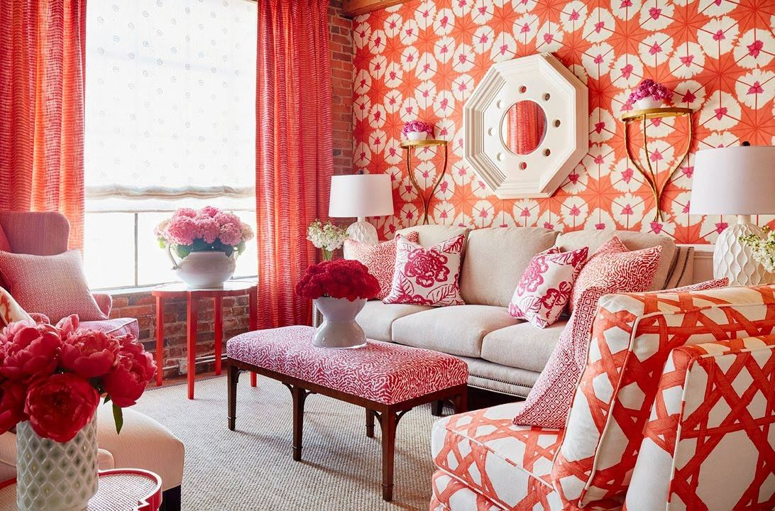 Had to post a fabulous shot of Thibauts showroom in High Point, they ...