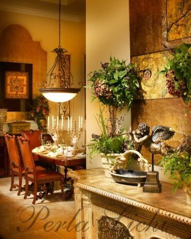 Elegant Tuscan Home Design Find More Decor Ideas At Http