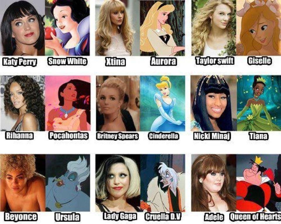 Singers to Disney