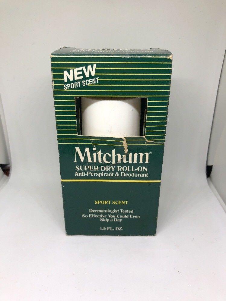 Mitchum Super Dry Roll On AntiPerspirant & Deodorant
