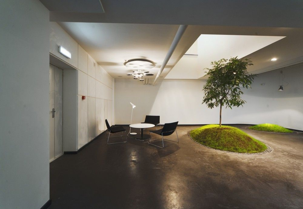 Gallery of Office of Technology Company / TSEH Architectural Group