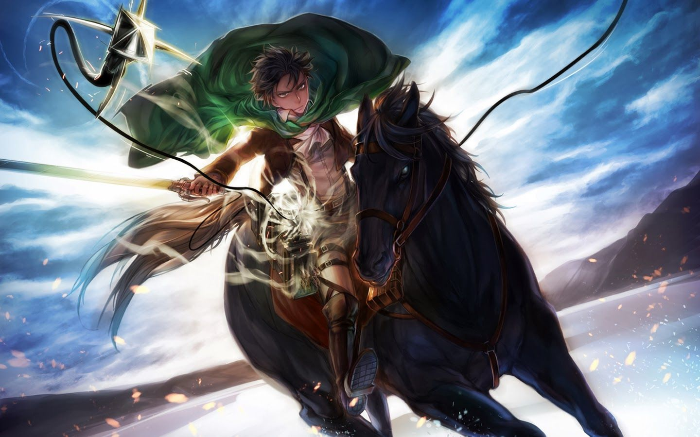 Levi Ackerman HD