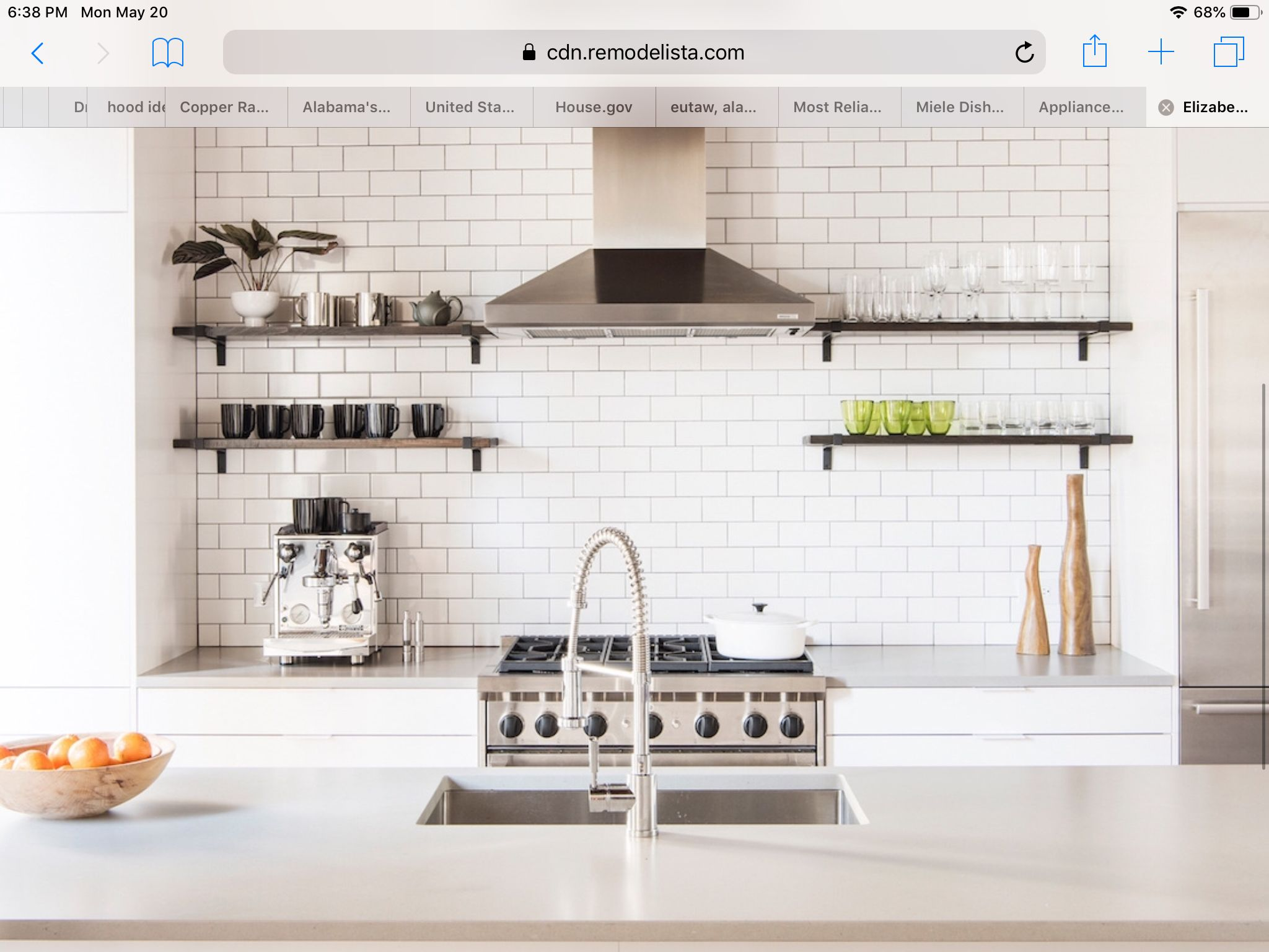 Weisman Kitchen Cabinets Brooklyn : These L-shaped ...