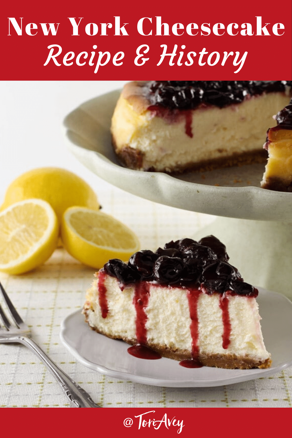 American Cakes New York Cheesecake The History Of Cheesecake And A Traditional Recipe For New Yo In 2020 New York Cheesecake Jewish Cheesecake Recipe Shavuot Recipes