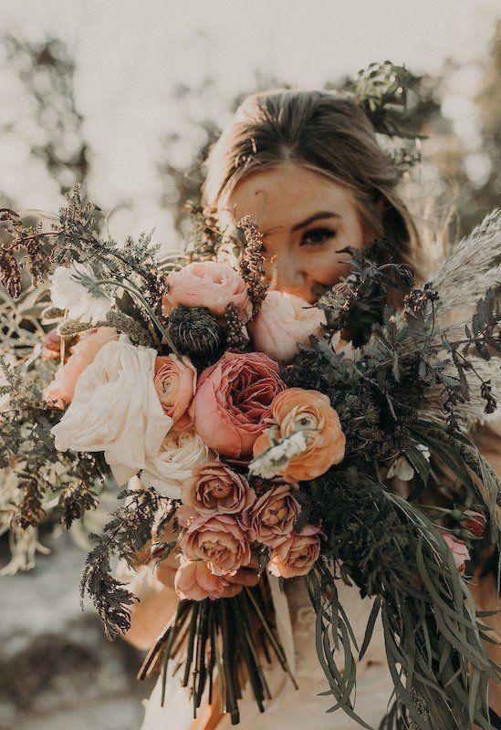 Boho Urban and Cliffside Wedding Inspiration - The Outside Bride