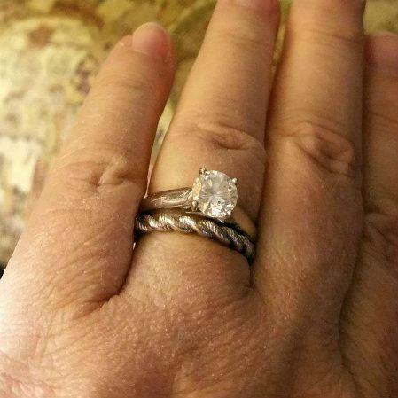 Pin By Sophia On Low Profile Rings I Like Pinterest Weddings