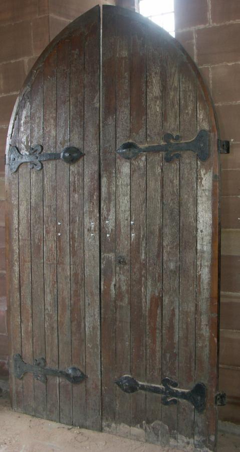 antique oak church doors | Home | Pinterest | Doors