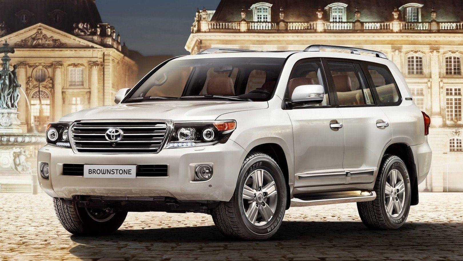 2020 Land Cruiser Exterior And Interior Review Toyota