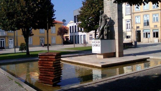 Monumento Eça de Queiróz