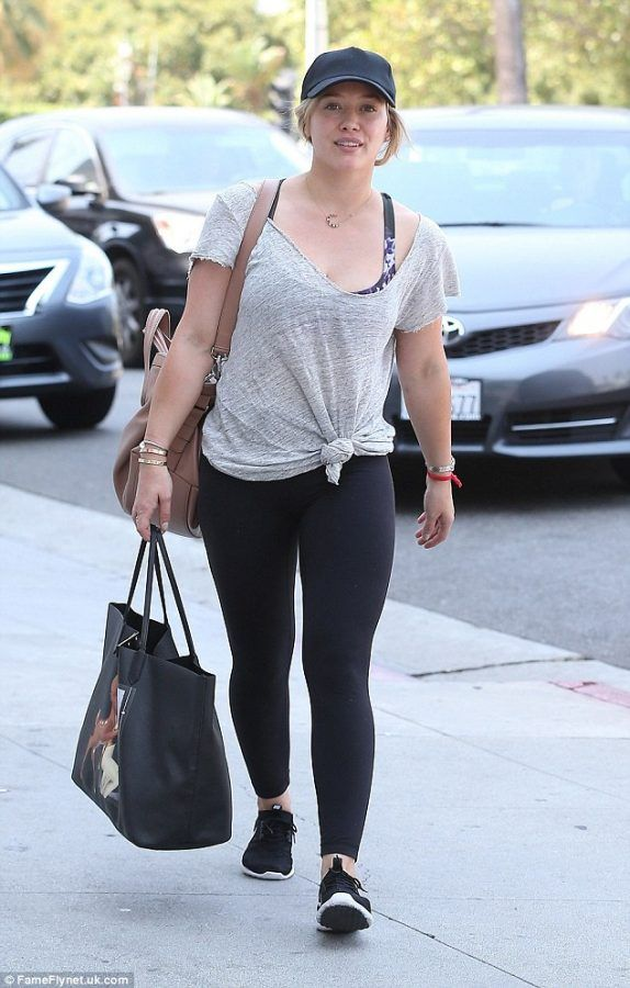 a38f2490aec1 Irresponsible Possible Non-Gun Owner of the Day  Hilary Duff ...