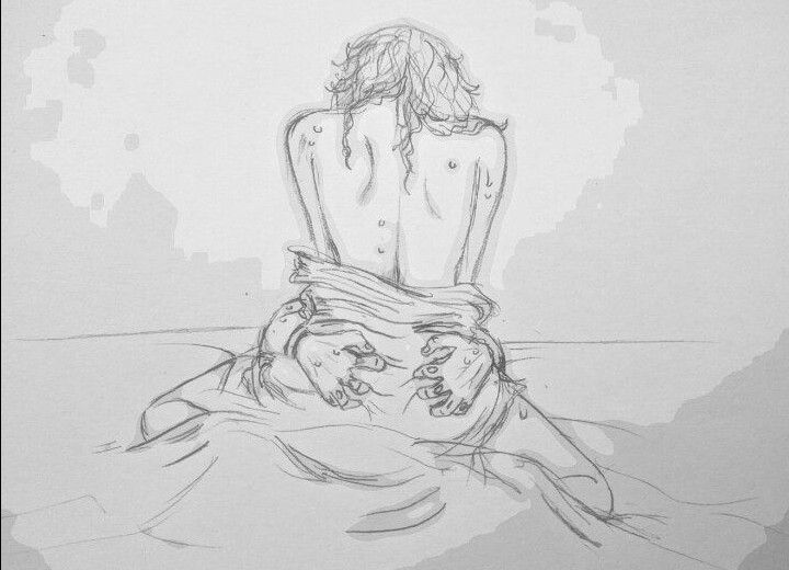 Art sex. Couple. Love...