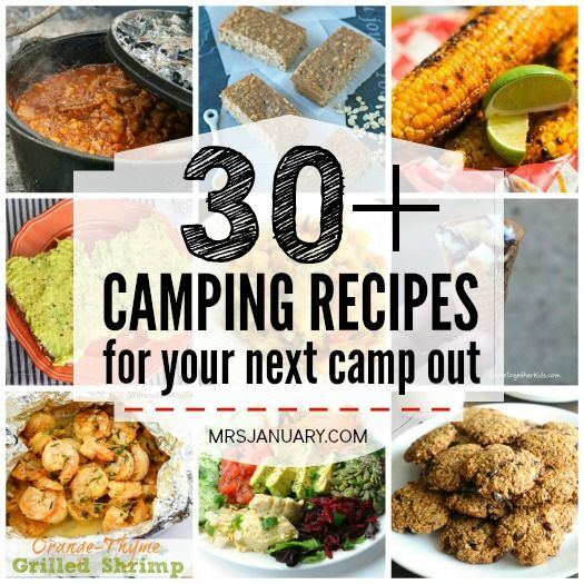 Healthy Camping Food Ideas Recipes: Healthy Camping Recipes For Your Next Trip To Brannen Lake