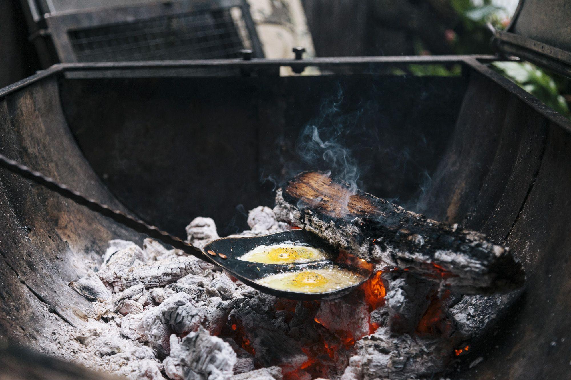 Angelo garro chef blacksmith and owner of renaissance