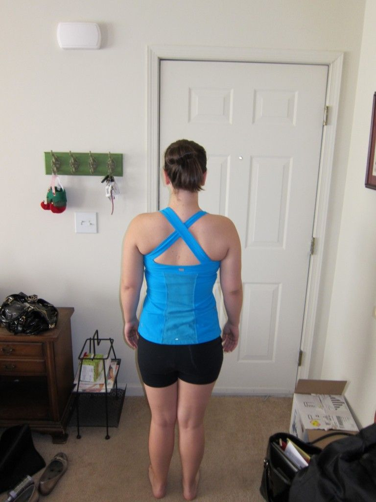 Bikram Yoga 60 Day Challenge Before And After Photos