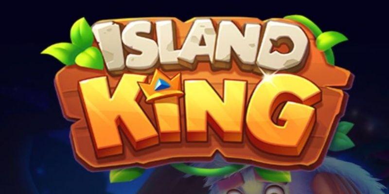 Island King Mod Apk 2 15 0 Unlimited Coins Spins Latest Version Game Logo Game Logo Design Logo Design