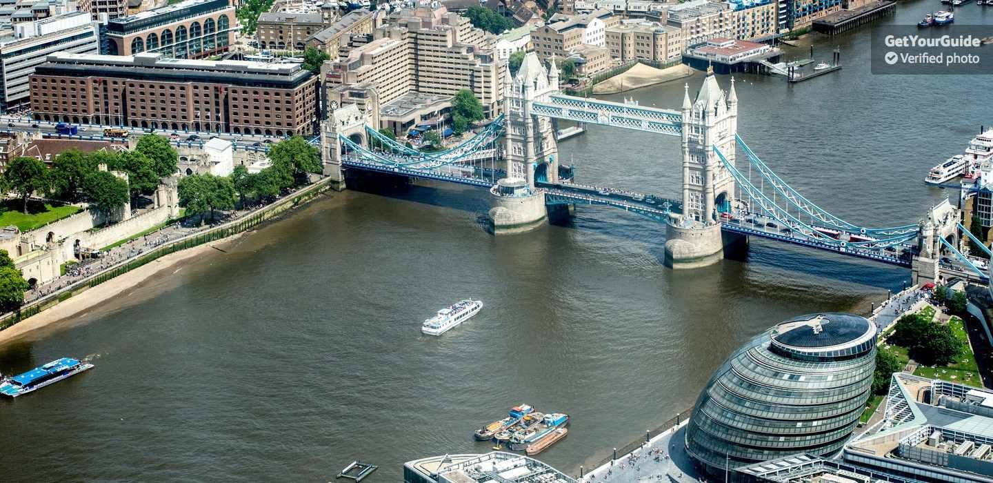 The Height of Winter: View from The Shard Tickets