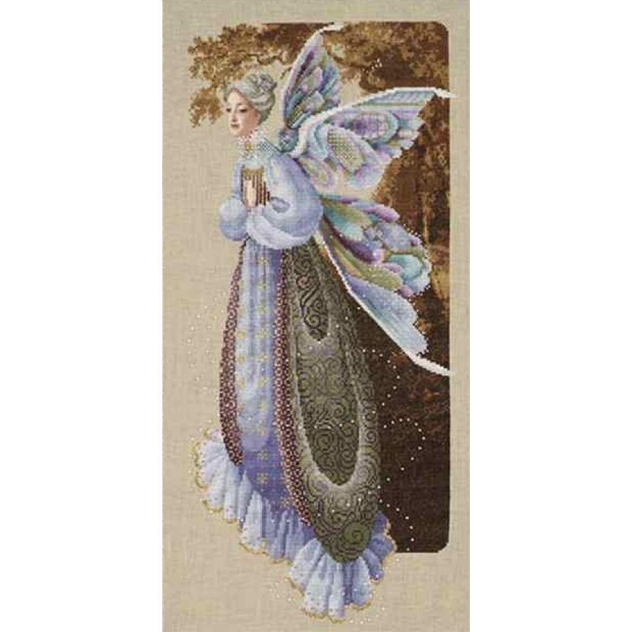 Lavender and lace вышивка купить