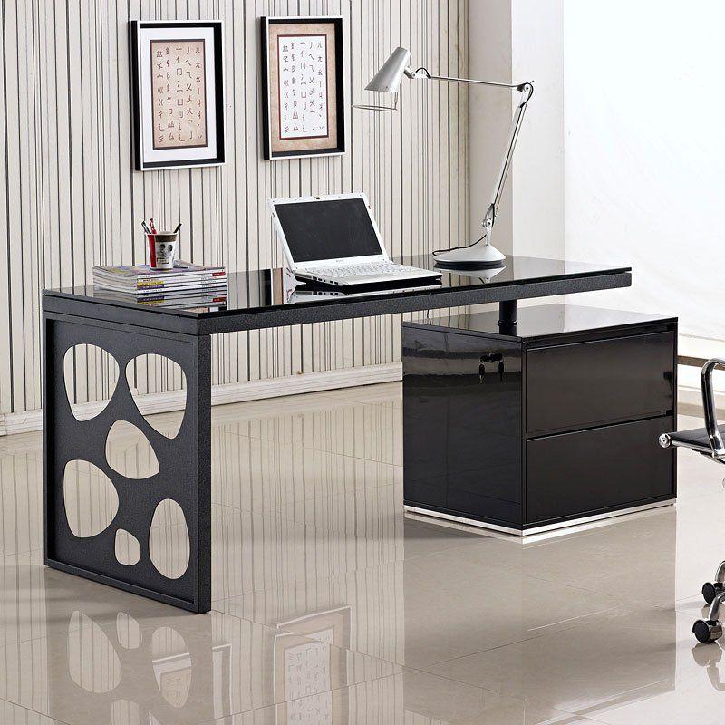 Computer Desk Contemporary Home Office Desk Modern Luxury Home