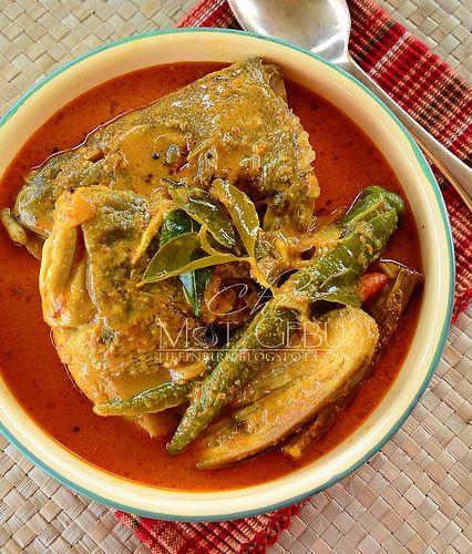 Dapur Tanpa Sempadan Kari Kepala Ikan Jenahak Resep Masakan Malaysia Masakan Malaysia Resep Makanan