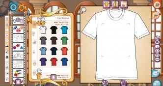 Kibooco t-shirt designer