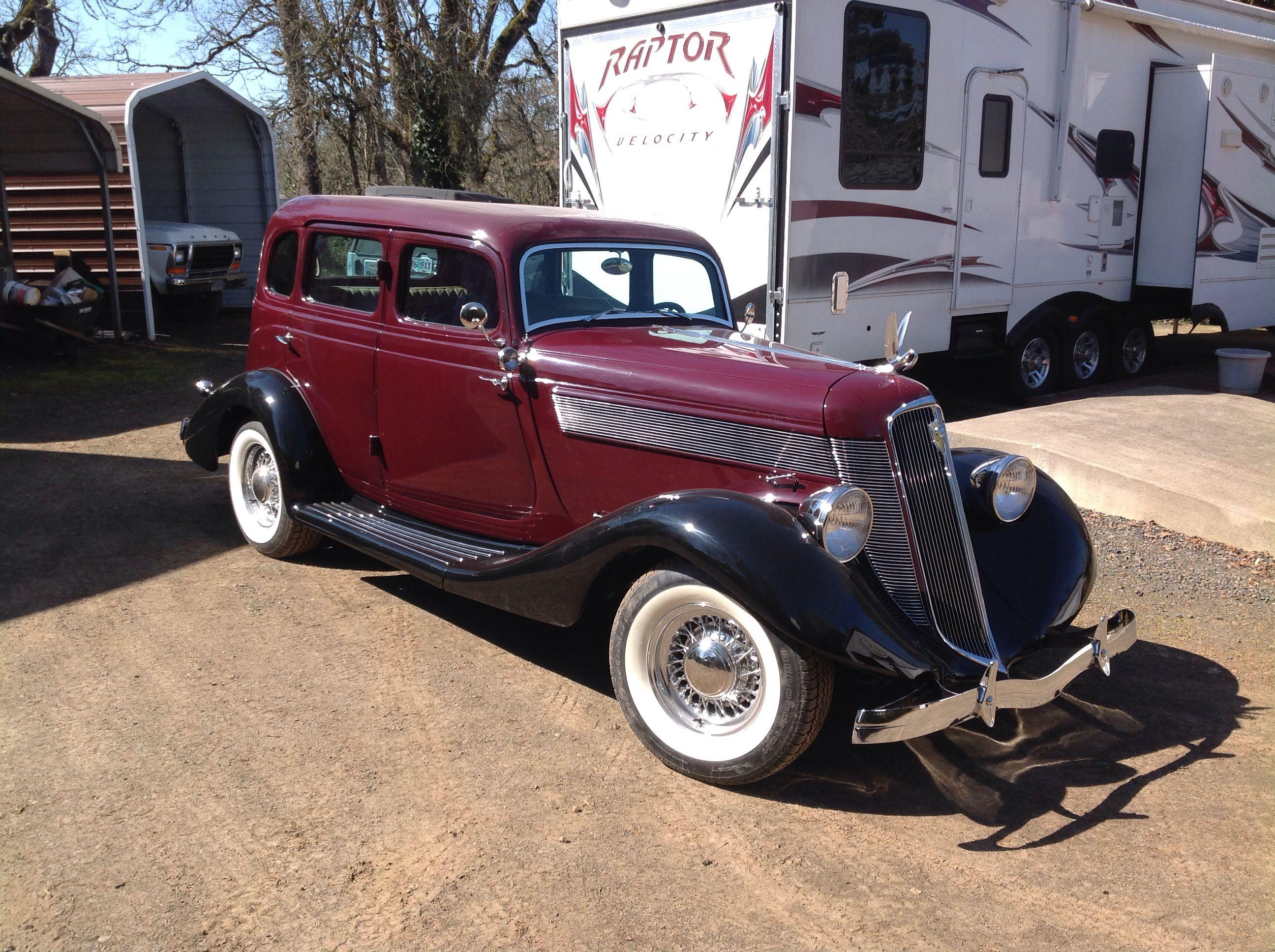 Classic Car Insurance Companies: Beautiful Cars I've Built