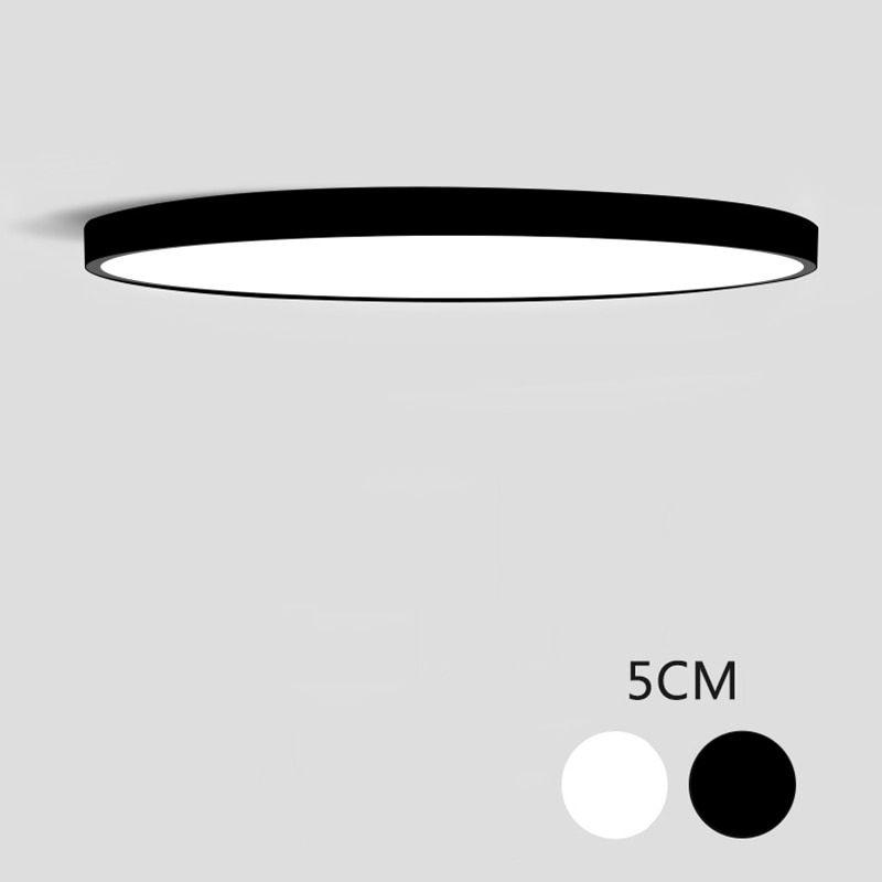 Online Shop Ultradunne Led Deckenbeleuchtung Lampen Fur Die