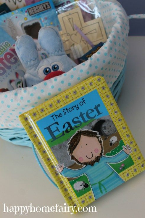 Christ centered easter basket ideas christian easter easter christian easter basket ideas2 negle Gallery
