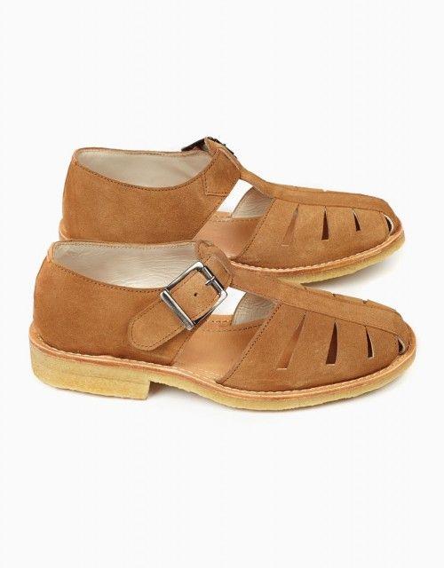 Punk Sandal (tan)