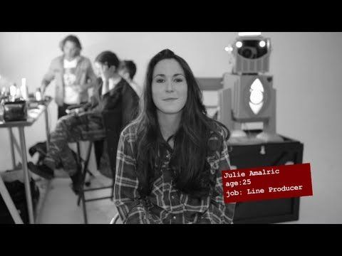 Encore! Sessions Portraits - 6/10 - Julie, line producer