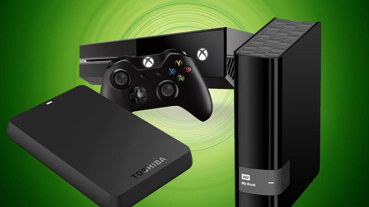 The Best Xbox One External Hard Drives