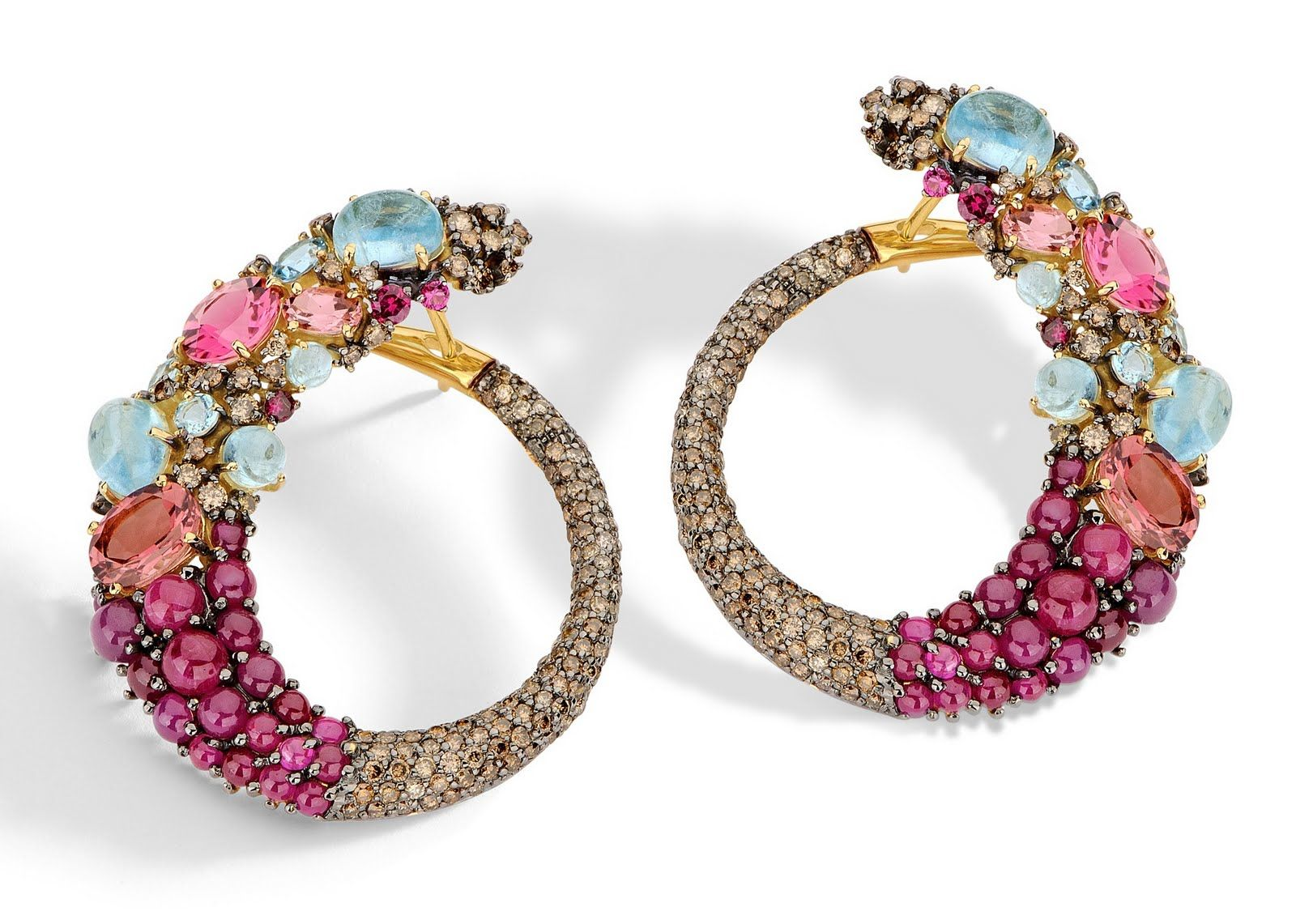 Jewelry Gifts that Will Make the Holidays Sparkle Pink tourmaline