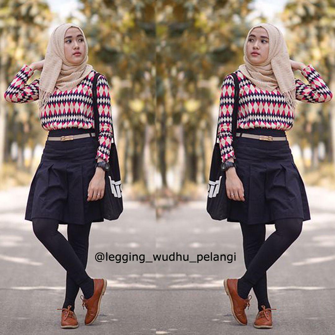 Pin By Celana Hijab Celana Muslim Leg On Women S Fashion Fashion Womens Fashion Women