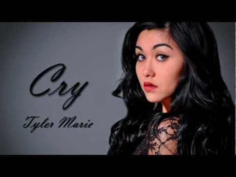 Tyler Marie - Cry; Sent to Ben Menor by Tyler Marie's mom, Myrna Esderts, via facebook. Tyler Marie is 17 years old --- and her voice and song remind me very much of EVANESCENCE (minus the lithium and depression)... She is in Junior High in Phoenix, Arizona. Travels monthly to California to pursue her dreams (songwriting & recording)! Looking forward to more! (2012)