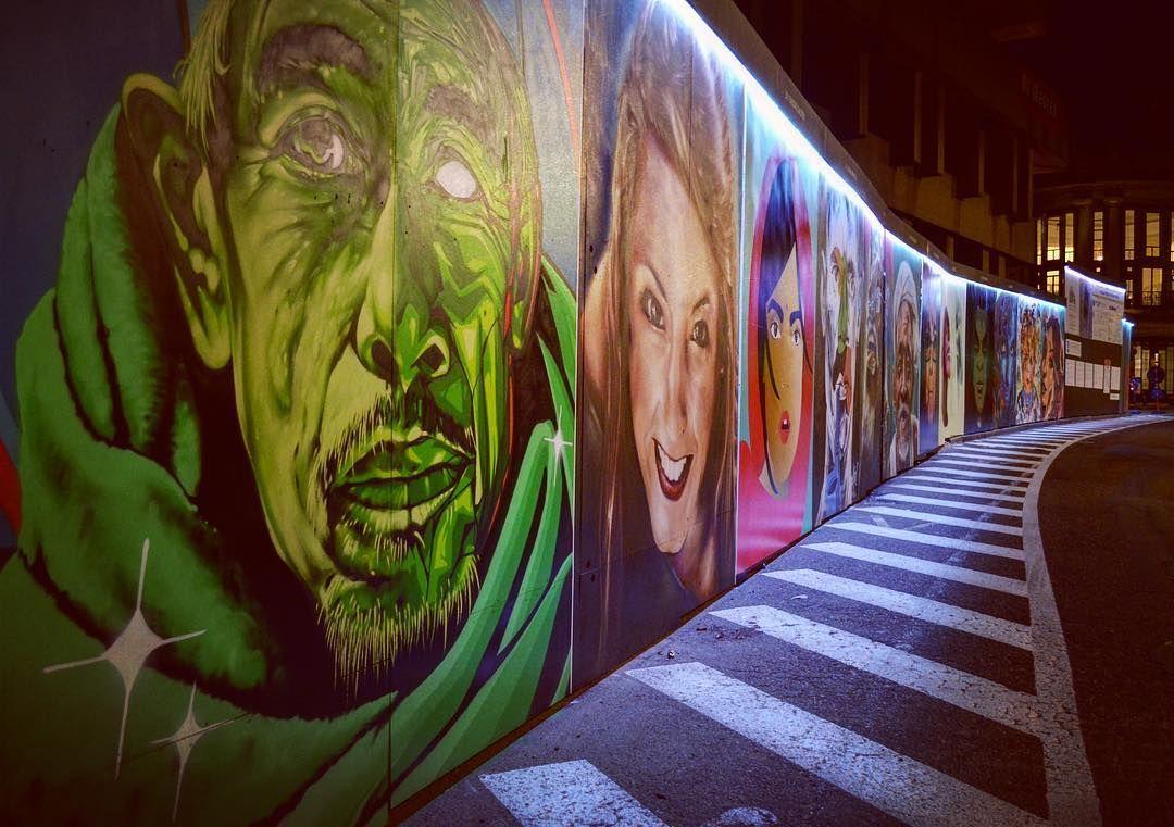 Graff #bruxelles #brussels #belgium #bruxellesmabelle #bruxellesjetaime #graffiti #graff #nikon #instastreet #streetart #streetphotography #street #night #streetnight #good #love #light #instagraffiti #artwork #20likes #art #artist #photooftheday #photography #photoshoot
