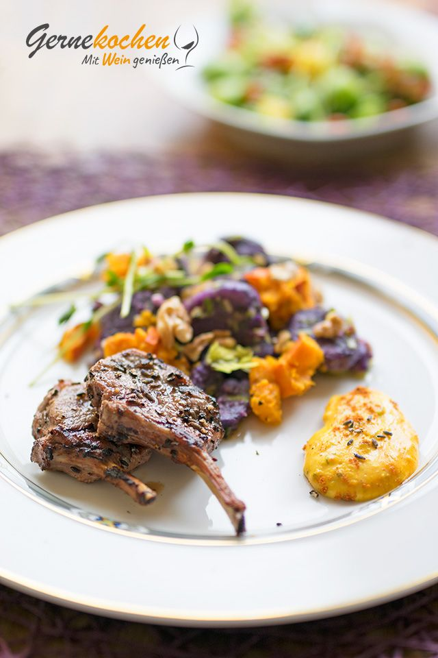 lammkoteletts vom grill lammkotelett rezepte