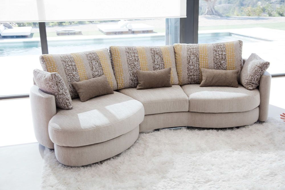 Fama Afrika Sofa Design Your Own Bespoke Sofa Sofa Design Sofa Curved Sofa Living Room