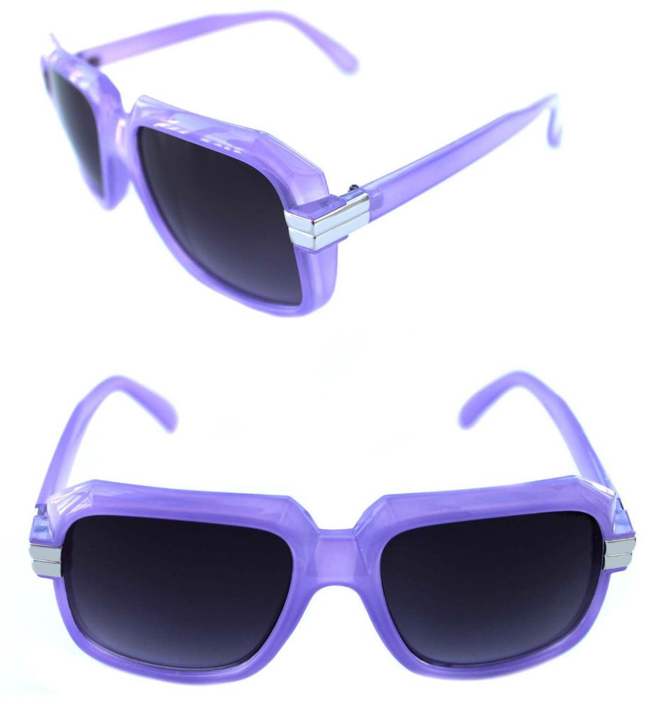 36de8951170 Vintage 607 Clear Lens Glasses Run DMC Retro Clear Gold frame Old School  Hipster