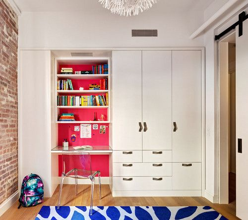 Colorful Flatiron Loft Pictures – Modern NYC Home Tour