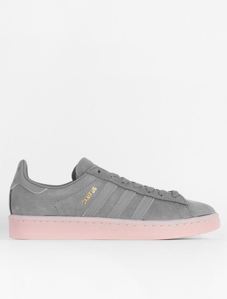 be766fc9ec9 Adidas Campus W Grethr Grethr Ice Pink