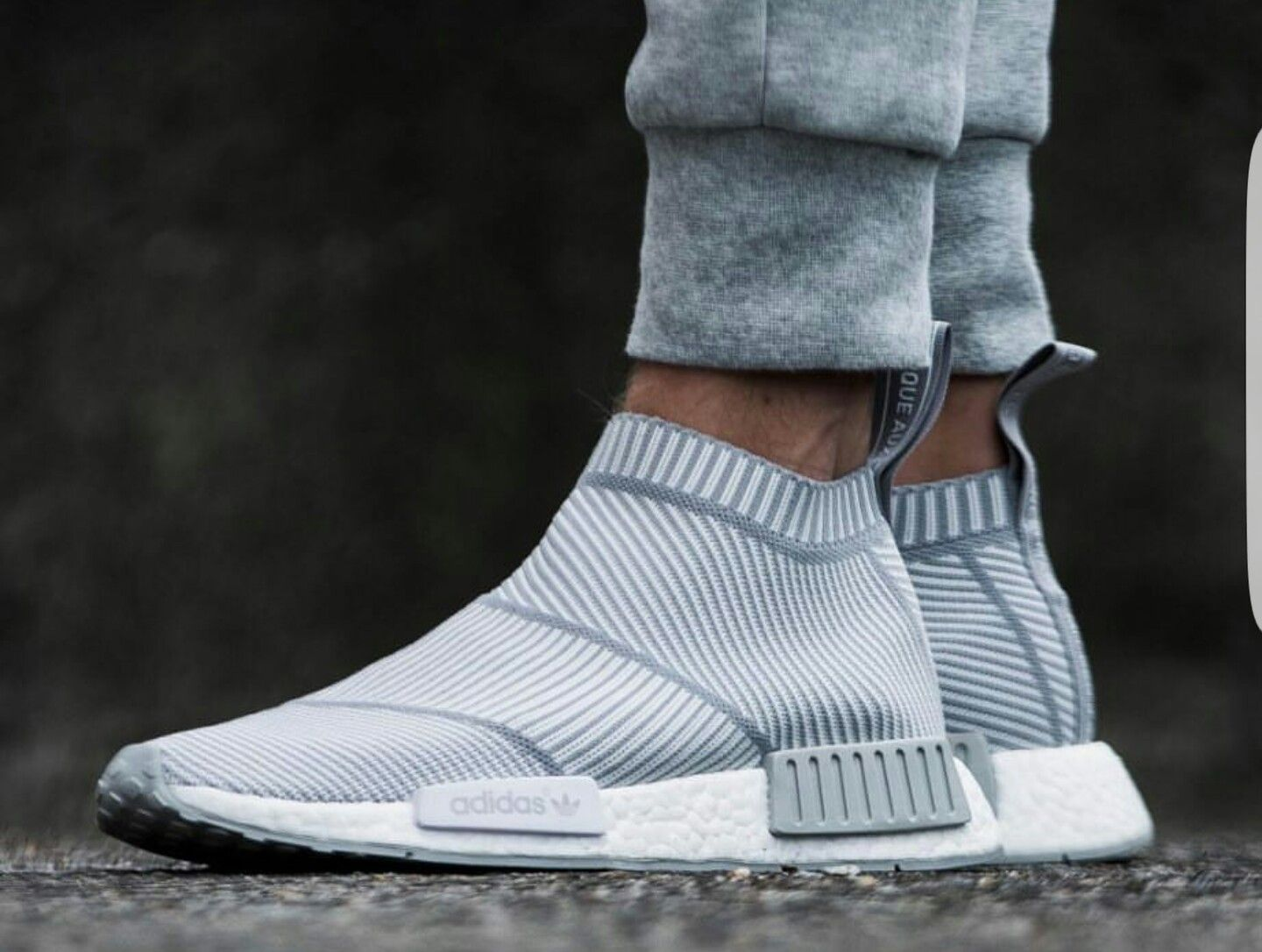 finest selection ba8de 07516 Adidas NMD City Sock