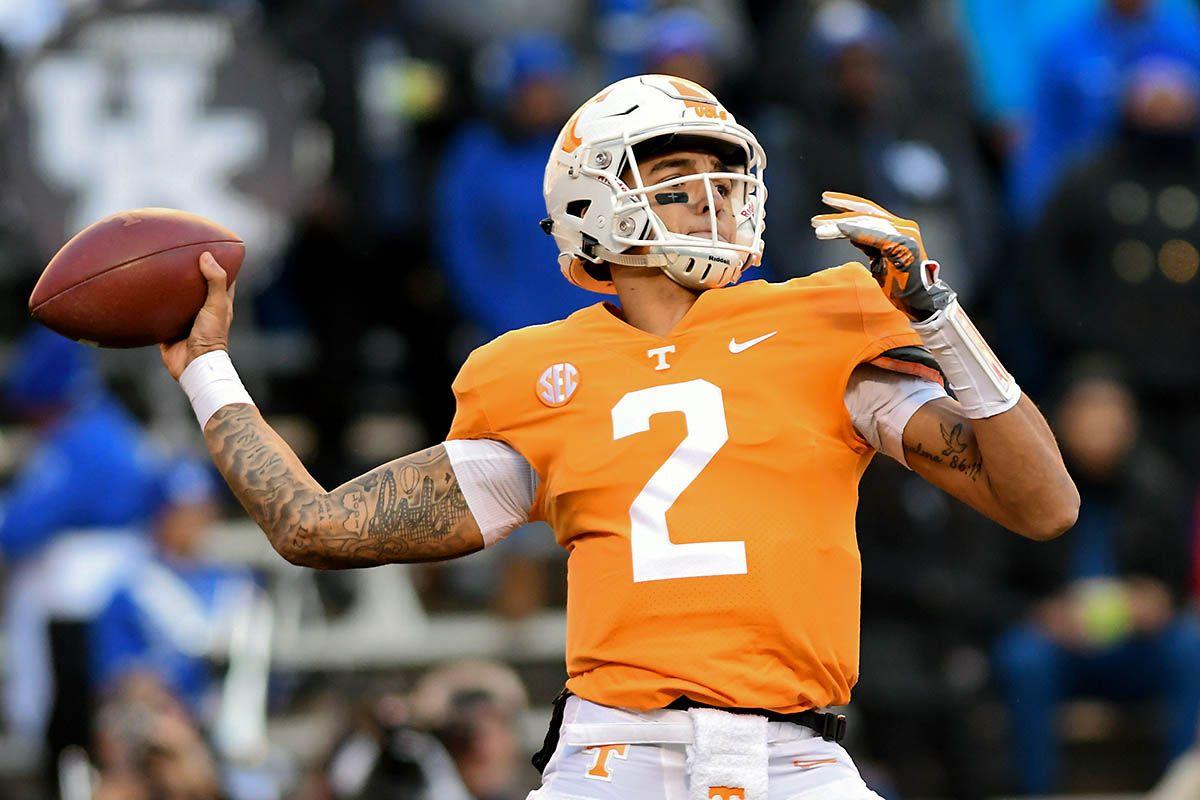 Tennessee Vols Football drops 11 Kentucky 247 Football