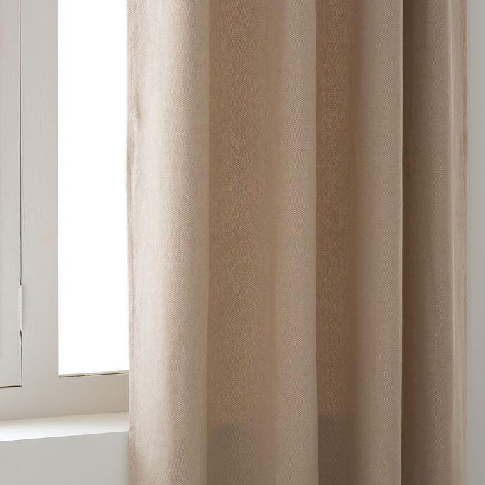 CORTINA LISA ALGODÓN - Cortinas - Decoración Zara Home España - Cortinas Decoracion