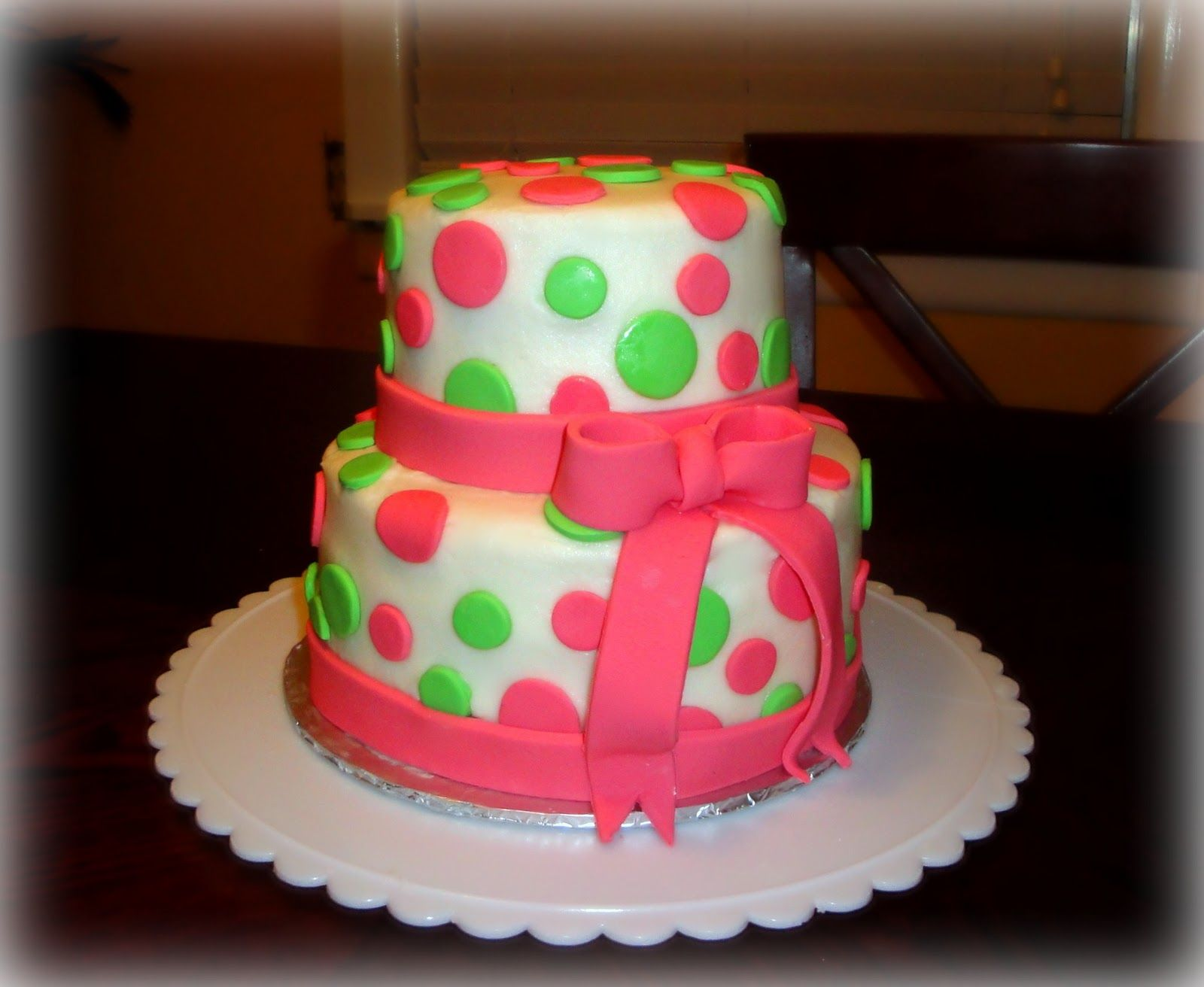 cool teenage girl birthday cakes Girls First Birthday Let them