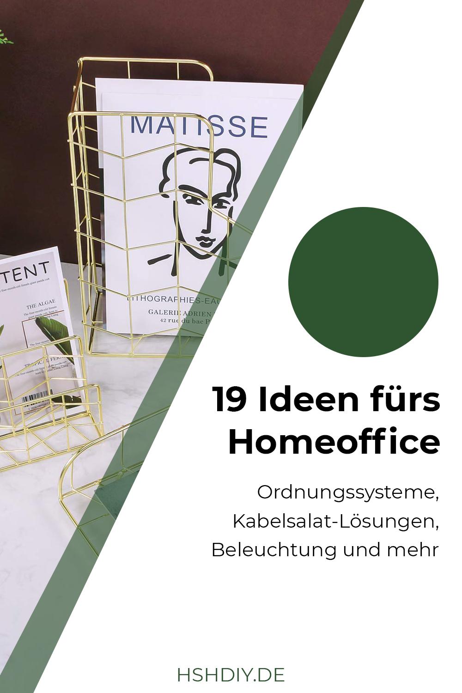 Home Office Einrichten 19 Praktische Ideen Fur Deinen Arbeitsplatz In 2020 Home Office Einrichten Arbeitsplatz Ideen