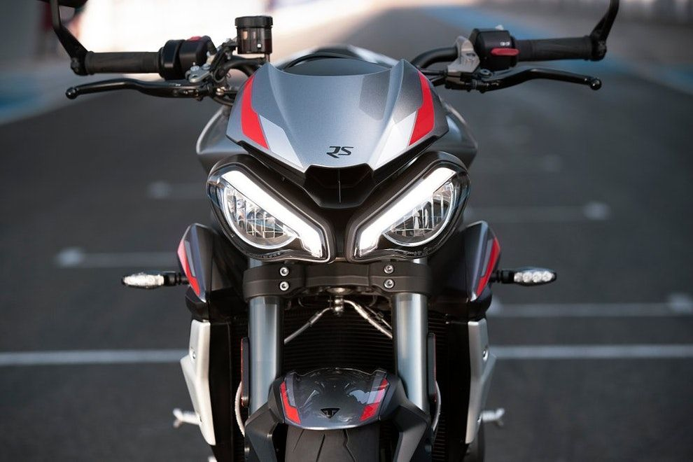 2020 Triumph Street Triple Rs First Ride Review Revzilla Street Triple