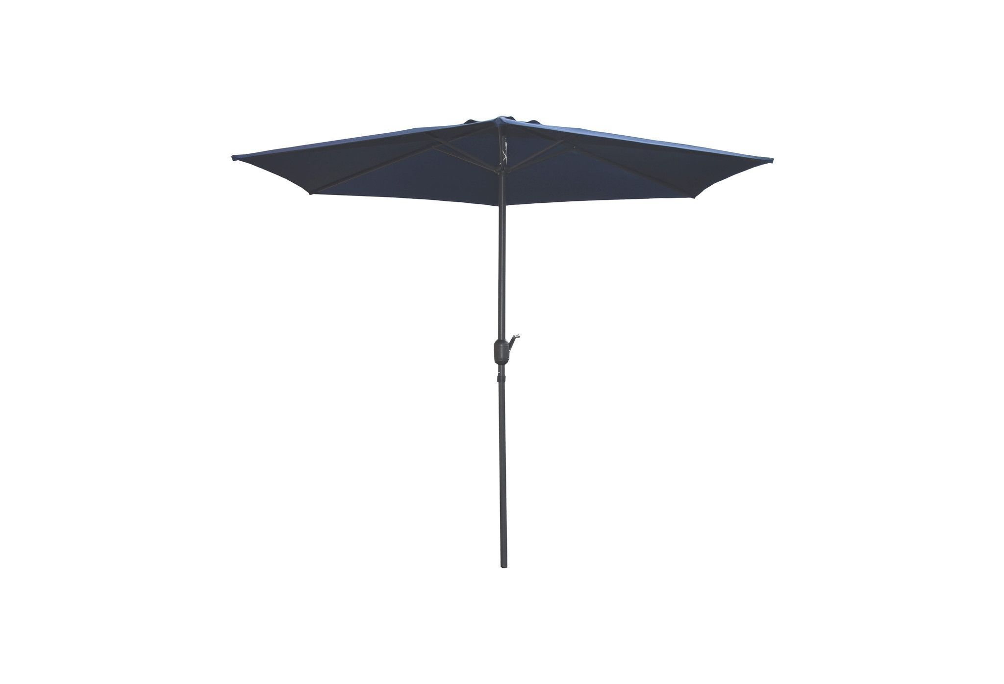 W Unlimited Brescia Deep Blue Outdoor Patio Garden Umbrella Box