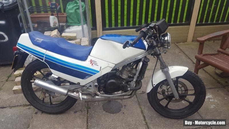1986 Suzuki Rg125 Gamma Runner Easy Project Rare Suzuki Rg125 Forsale Unitedkingdom Used Motorcycles Suzuki Motorcycle Brands