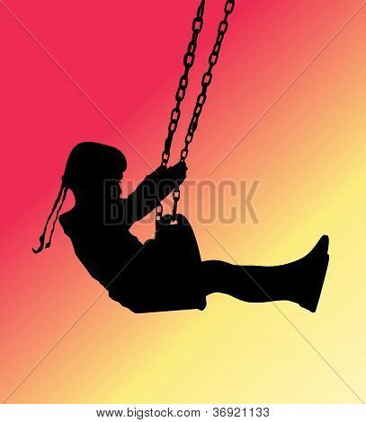 pictures-of-a-girl-swinging