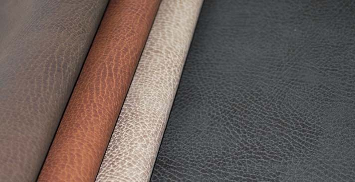 Faux Leather Upholstery Fabric Recast Montana Leather