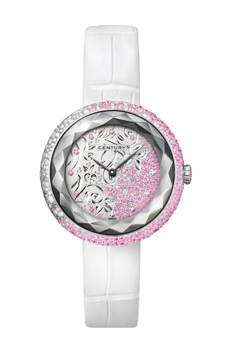 Collections LADIES - CENTURY Swiss Sapphire Watches